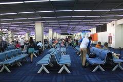 Aeroporto internazionale a Mandalay Fotografia Stock Libera da Diritti