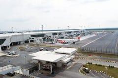 Aeroporto KLIA2 internacional Foto de Stock Royalty Free
