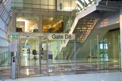 Aeroporto moderno Immagine Stock Libera da Diritti