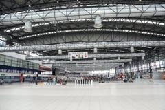 Aeroporto Praga de Vaclav Havel Fotos de Stock Royalty Free