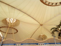 aeroporto Sharm-el-Sheikh 8 luglio 2014 Fotografie Stock