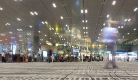 Aeroporto Singapore de Changi Foto de Stock Royalty Free