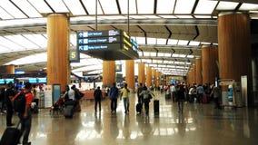 Aeroporto Singapore del Changi Fotografie Stock