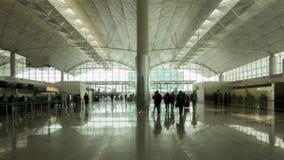 Aeroporto Timelapse stock footage