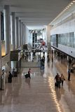 Aeroporto a Tokyo, Giappone Fotografia Stock Libera da Diritti