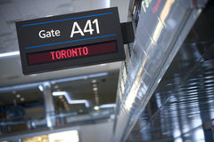 Aeropuerto Imágenes de archivo libres de regalías