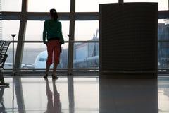 Aeropuerto Imagen de archivo
