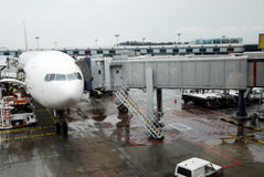 Aeropuerto Fotografía de archivo