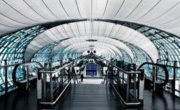 Aeropuerto Bangkok Fotografía de archivo