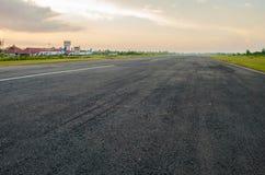 Aeropuerto de Asia fotografía de archivo libre de regalías