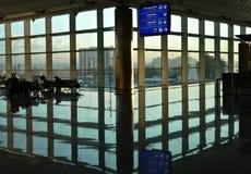Aeropuerto de Atatturk Imágenes de archivo libres de regalías