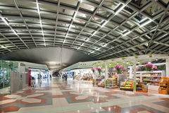 Aeropuerto de Bangkok Foto de archivo libre de regalías