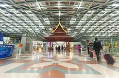 Aeropuerto de Bangkok Fotografía de archivo libre de regalías