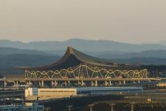 Aeropuerto de Changshui Imagenes de archivo