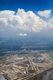 Aeropuerto de Chicago Ohare Fotografía de archivo