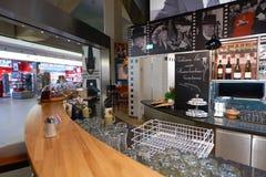 Aeropuerto de Colonia Bonn imágenes de archivo libres de regalías