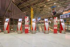 Aeropuerto de Colonia Bonn imagen de archivo libre de regalías