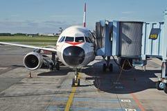 Aeropuerto de Copenhague Kastrup Foto de archivo