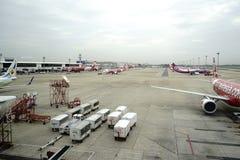Aeropuerto de Don Meung en Bangkok, Tailandia imagen de archivo libre de regalías