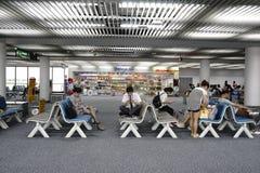 Aeropuerto de Don Meung en Bangkok, Tailandia imagenes de archivo