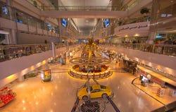Aeropuerto de Dubai Foto de archivo