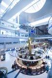 Aeropuerto de Dubai International Imágenes de archivo libres de regalías