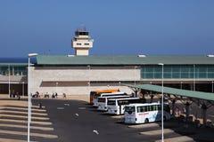 Aeropuerto de Fuerteventura Foto de archivo