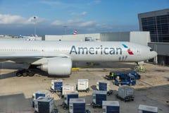 Aeropuerto de JFK Imagen de archivo libre de regalías