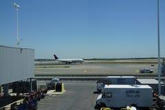 Aeropuerto 25 de JFK Fotografía de archivo libre de regalías