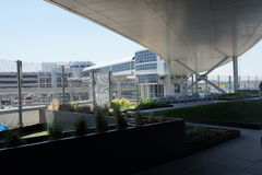 Aeropuerto 1 de JFK Fotos de archivo