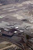 Aeropuerto de Las Vegas Foto de archivo libre de regalías