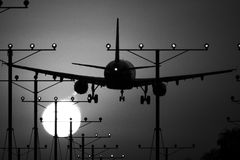 Aeropuerto de Los Ángeles Fotografía de archivo