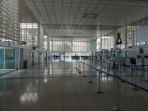 Aeropuerto de Mactan foto de archivo libre de regalías