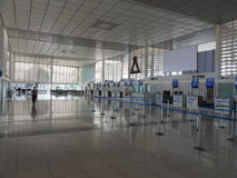 Aeropuerto de Mactan fotografía de archivo libre de regalías