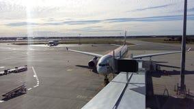 Aeropuerto de Perth Foto de archivo libre de regalías