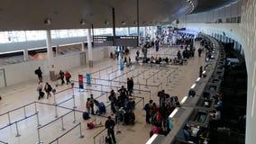 Aeropuerto de Perth Foto de archivo