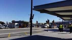 Aeropuerto de Perth Imagen de archivo libre de regalías
