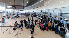 Aeropuerto de Perth Imagenes de archivo