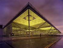 Aeropuerto de Stanstead Imagen de archivo libre de regalías