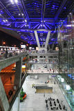 Aeropuerto de Suvarnabhumi, Bangkok, Tailandia Imágenes de archivo libres de regalías