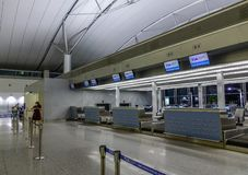 Aeropuerto de Tan Son Nhat en Saigon, Vietnam fotografía de archivo