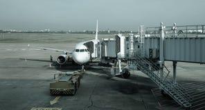 Aeropuerto de Tan Son Nhat en Saigon, Vietnam Foto de archivo libre de regalías