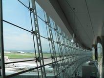 Aeropuerto de Turín Caselle Imagen de archivo libre de regalías