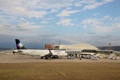 Aeropuerto de Tuxtla Gutierrez Fotos de archivo libres de regalías
