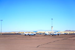 Aeropuerto de Vellay de los ciervos fotos de archivo libres de regalías