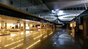 Aeropuerto de Wroclaw Foto de archivo libre de regalías