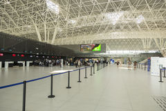 Aeropuerto de Zagreb en Croacia imagen de archivo libre de regalías
