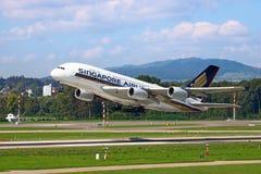 Aeropuerto de Zurich imagenes de archivo