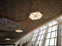 Aeropuerto en Azerbaijan imagenes de archivo
