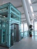 Aeropuerto internacional de Bucarest Otopeni Fotografía de archivo